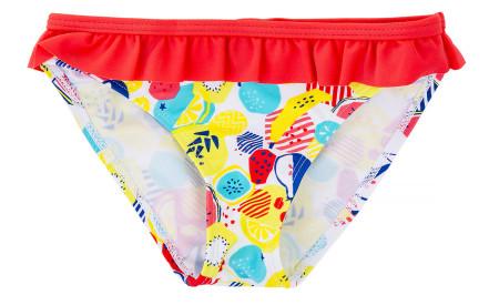 Dívčí plavky - samostatné kalhotky Losan - coral red b44dce7e8a