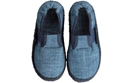 Dětské bačkůrky Nanga Jeany Junior - blau 8f6a836a68