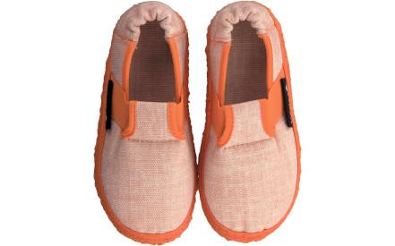 Dětské barefoot Nanga Jeany Junior - orange a406a9b2ea