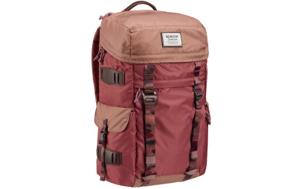 Batoh Burton Annex Pack Rose Brown Flt Satin 8d1a4520c5