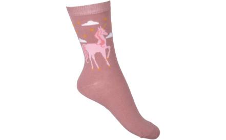 477c3eb7364 Dětské ponožky Melton Unicorn - burlwood
