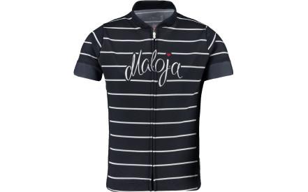 5271694a6711a Dětský cyklistický dres Maloja CarlottaG. - mountain lake stripe