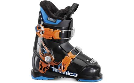 Dětské lyžařské boty Tecnica JT 2 Cochise - black e72f76ffa1