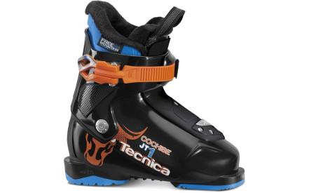 Dětské lyžařské boty Tecnica JT 1 Cochise - black 305d671493