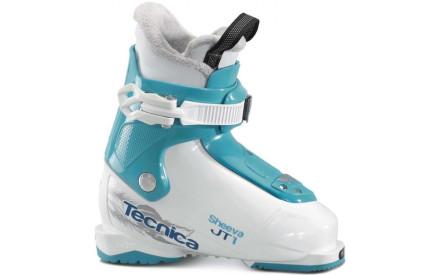 Dětské lyžařské boty Tecnica JT 1 Sheeva - white-blue 967823dcce