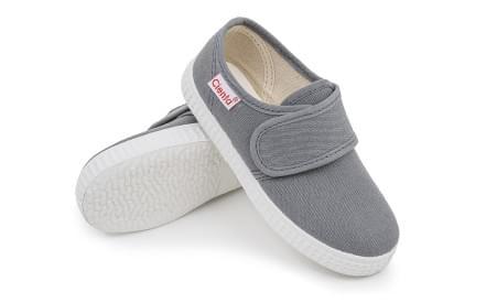 Dětské botičky Cienta Blucher Velcro - gris ed9adf2ad0