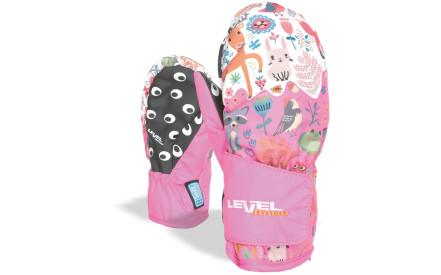 963ba4089c3 Dětské rukavice Level - Skibi Kids