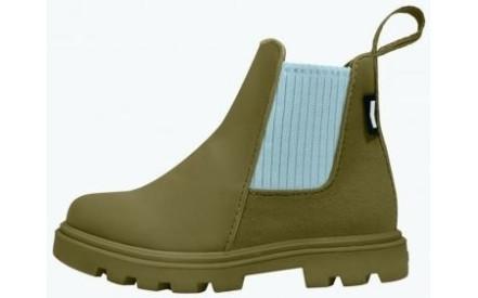 Dětské boty Native Kensington Treklite Child-util green sky blue 61f32a323e