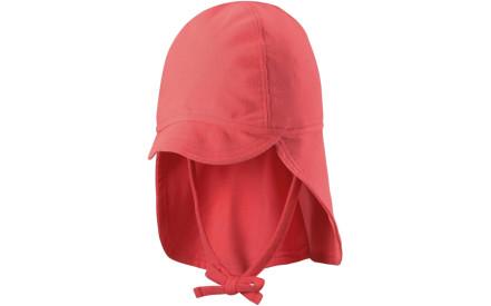 1b5801a6006 Dětská UV čepice proti slunci Reima Varpu - Bright red