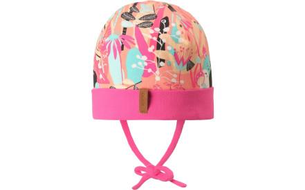 3c677c4285a Dětská čepice Reima Huvi - coral pink