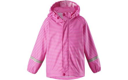 677a0a32b9e Dětská bunda do deště Reima Vesi - Pink
