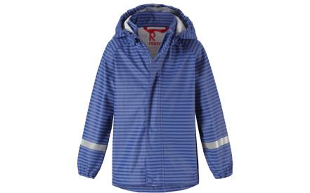69808eee881 Dětská bunda do deště Reima Vesi - denim blue