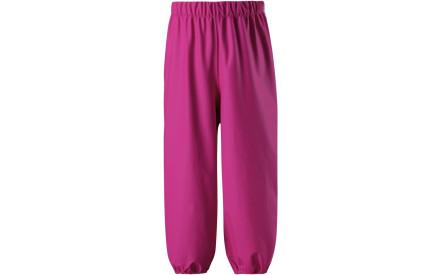 95d2afbd3bce Dětské kalhoty do deště Reima Oja - pink