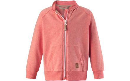 332561e532c7 Dětská mikina Reima Toutain - coral pink