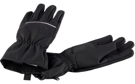 f8f0c34281e Dětské rukavice Reima Eriste - Black