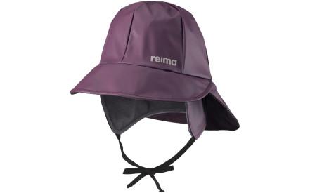 2aebb8aad5c Dětský klobouček do deště Reima Rainy - deep purple