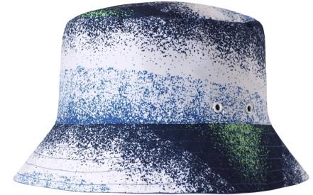 Dětský oboustranný UV klobouček Reima Viehe - Blue 1a80f62c62