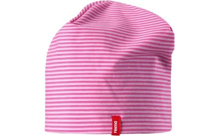 6dc19ea6b29 Dětská oboustranná čepice Reima Tanssi - Pink