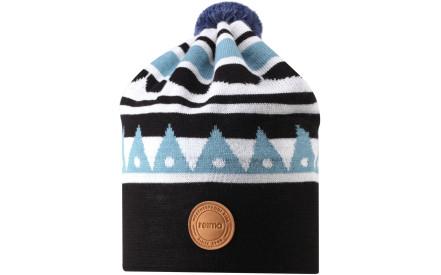 Dětská čepice Reima Kobuk - turquoise 4796781d85