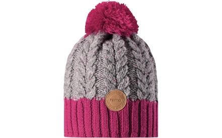 cedd93a40d6 Dětská čepice Reima Nordkapp - cranberry pink