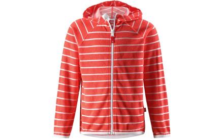 fa226054752 Dětská UV mikina Reima Hafen - Bright red