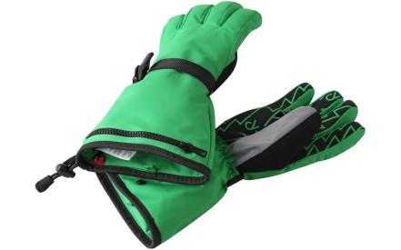 54ad4b53ad3 Dětské rukavice Reima Viggu - fresh green