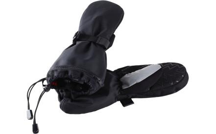 7c380ed145b Dětské palčáky Reima Riggu - black