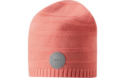 Dětská čepice Reima Rantu - coral pink 5ef1d5fa01