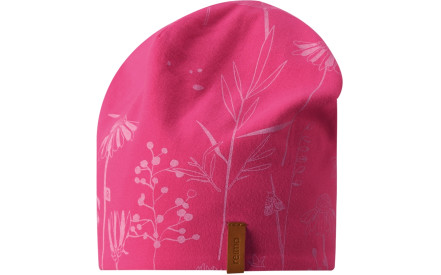 187012462df Dětská oboustranná čepice Reima Tanssi - candy pink