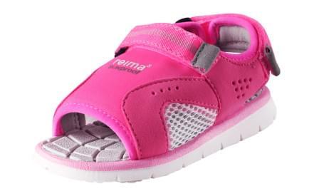 Dětské sandály Reima Tippy - pink ba32c144c8