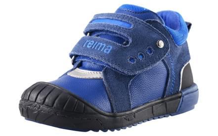 Dětské boty Reima Bremen - Storm blue ab4b9f3f5f