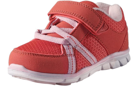 Dětské boty Reima Lite - Bright red b94a786e03