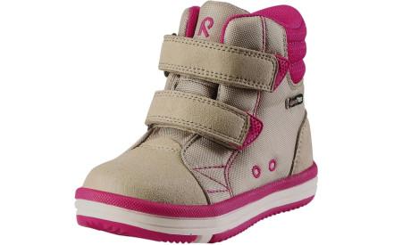 f6deadffbde Dětské boty Reima Patter Wash - white sand