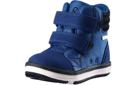 Dětské boty Reima Patter Wash - blue 1f88f16cd3