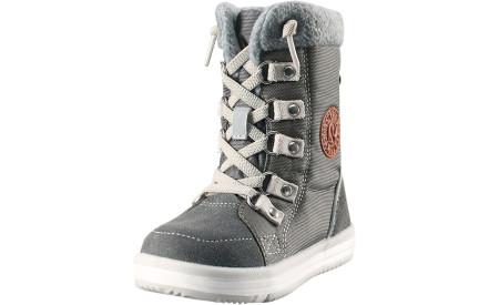 Dětské zimní boty Reima Freddo Toddler - Soft Grey 2abeb2e248