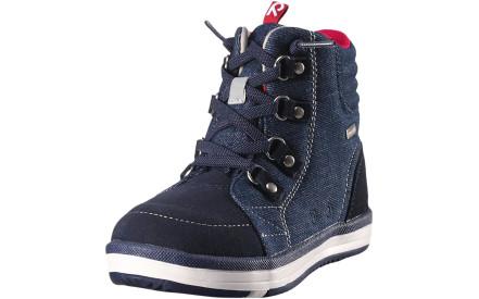 Dětské membránové boty Reima Wetter Jeans - Navy 450a74ee72