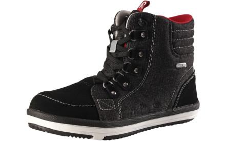 1a2a1d5cee5 Dětské membránové boty Reima Wetter Jeans - black