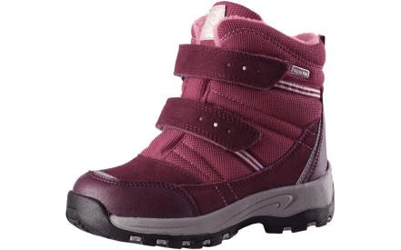 Dětské zimní boty Reima Visby - dark berry 21e75c6eabe