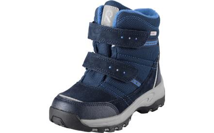 Dětské zimní boty Reima Visby - navy 937c40c052