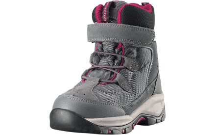 Dětské zimní boty Reima Denny - Soft Grey fc45be66b7