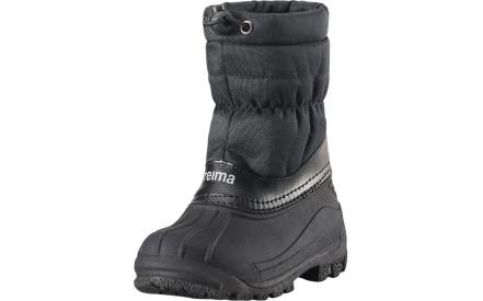 Dětské zimní boty Reima Nefar - black 20709b1bd3