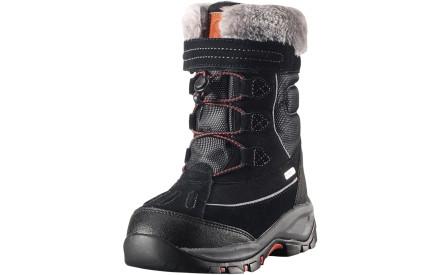 Dětské zimní boty Reima Samoyed - Black 0f7985fa6e