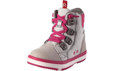 Dětské membránové boty Reima Wetter Wash - Light grey 61c66eb9d1