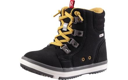 Dětské membránové boty Reima Wetter Wash - black b965aadf89