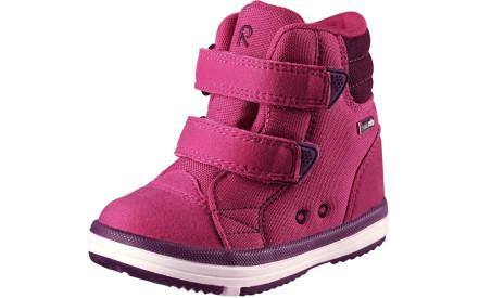 577dcd24880 Dětské membránové boty Reima Patter Wash - cranberry pink