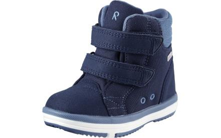 Dětské membránové boty Reima Patter Wash - navy b5d01bbb8a