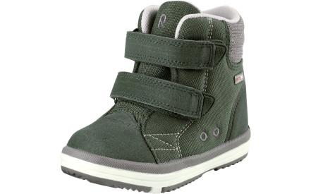 a636d595e58 Dětské membránové boty Reima Patter Wash - soft green