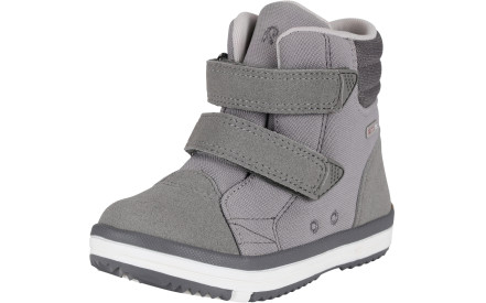 683f4251770 Dětské membránové boty Reima Patter Wash - soft grey