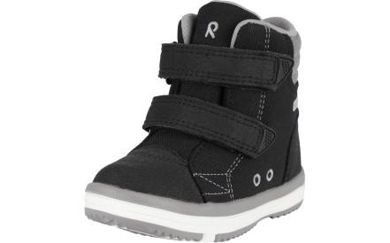 Dětské membránové boty Reima Patter Wash - black b5fe85e825
