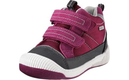 cd57cfea50 Dětské membránové boty Reima Passo - dark berry
